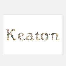 Keaton Seashells Postcards 8 Pack