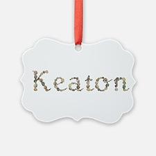 Keaton Seashells Ornament