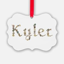 Kyler Seashells Ornament