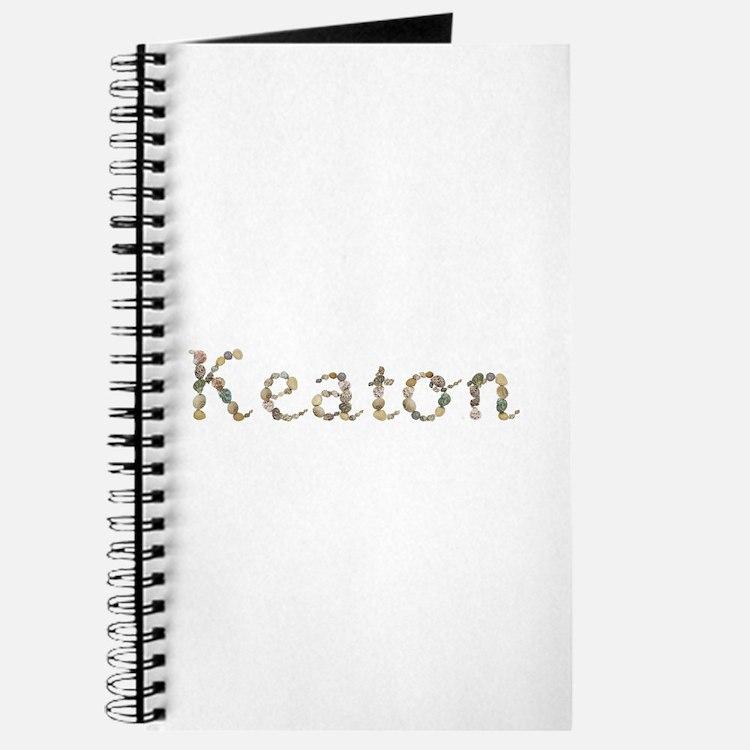 Keaton Seashells Journal