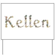 Kellen Seashells Yard Sign