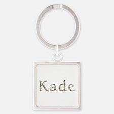 Kade Seashells Square Keychain