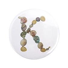 K Seashells Big Button