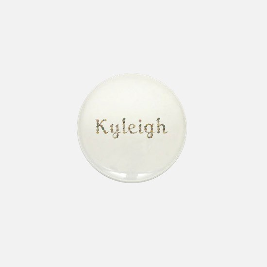 Kyleigh Seashells Mini Button