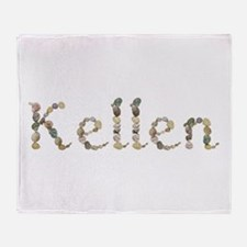 Kellen Seashells Throw Blanket