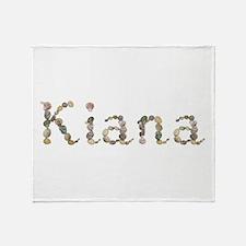 Kiana Seashells Throw Blanket