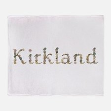 Kirkland Seashells Throw Blanket