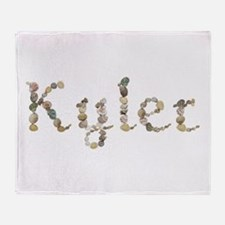 Kyler Seashells Throw Blanket