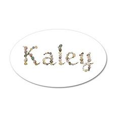 Kaley Seashells Wall Decal