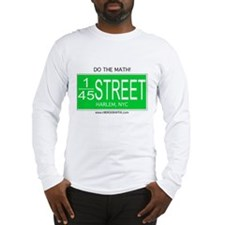 Street Mathamatix-145th Long Sleeve T-Shirt