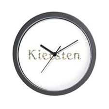 Kiersten Seashells Wall Clock