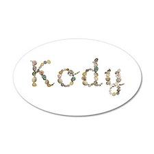 Kody Seashells Wall Decal