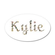 Kylie Seashells Wall Decal