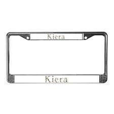 Kiera Seashells License Plate Frame