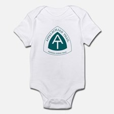 Appalachian Trail, Virginia Infant Bodysuit