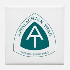 Appalachian Trail, Virginia Tile Coaster