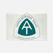 Appalachian Trail, Virginia Rectangle Magnet