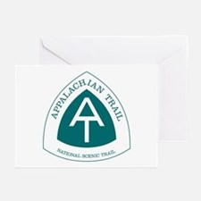 Appalachian Trail, Virgi Greeting Cards (Pk of 10)
