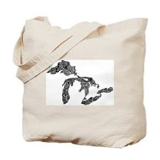 Funny Yoopers Tote Bag