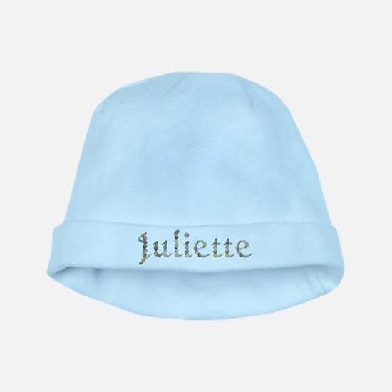 Juliette Seashells baby hat