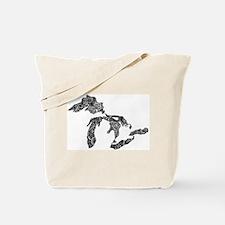 Cute Upper michigan Tote Bag
