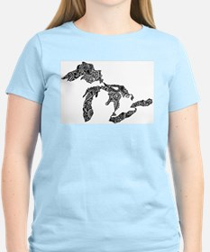 Cute Upper michigan T-Shirt