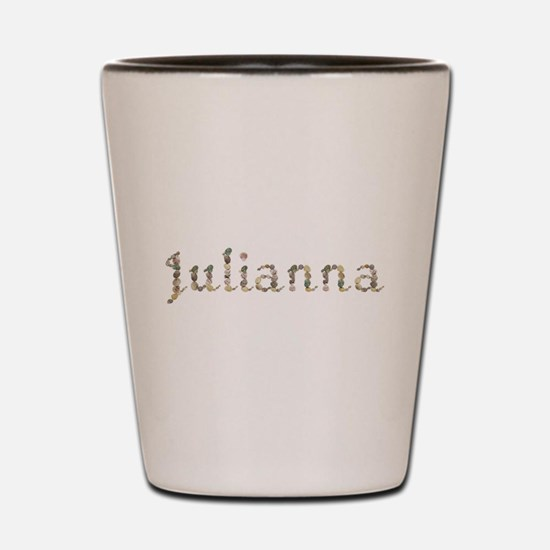 Julianna Seashells Shot Glass