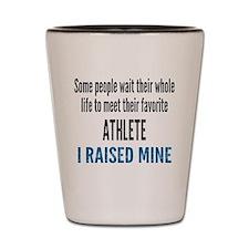 Favorite Athlete Shot Glass