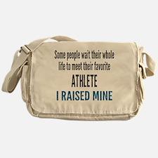 Favorite Athlete Messenger Bag