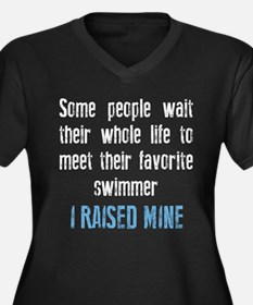 Favorite swimmer Plus Size T-Shirt