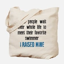 Favorite swimmer Tote Bag