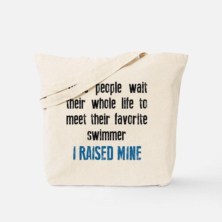 Favorite swimmer Tote Bag