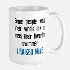 Favorite swimmer Mugs