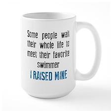 Favorite swimmer Mugs