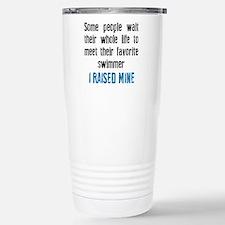 Favorite swimmer Travel Mug