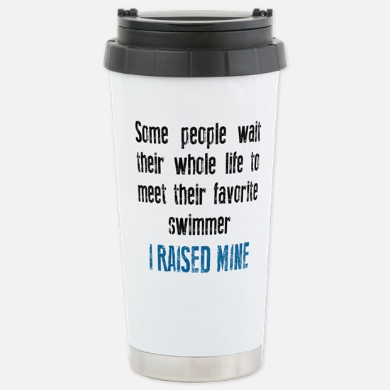Favorite swimmer Travel Mug