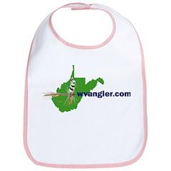 WVAngler.com Baby Bib