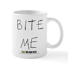 The Walking Dead Bite Me Mug Mugs
