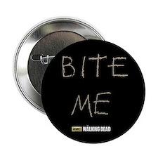"The Walking Dead Bite Me 2.25"" Button"