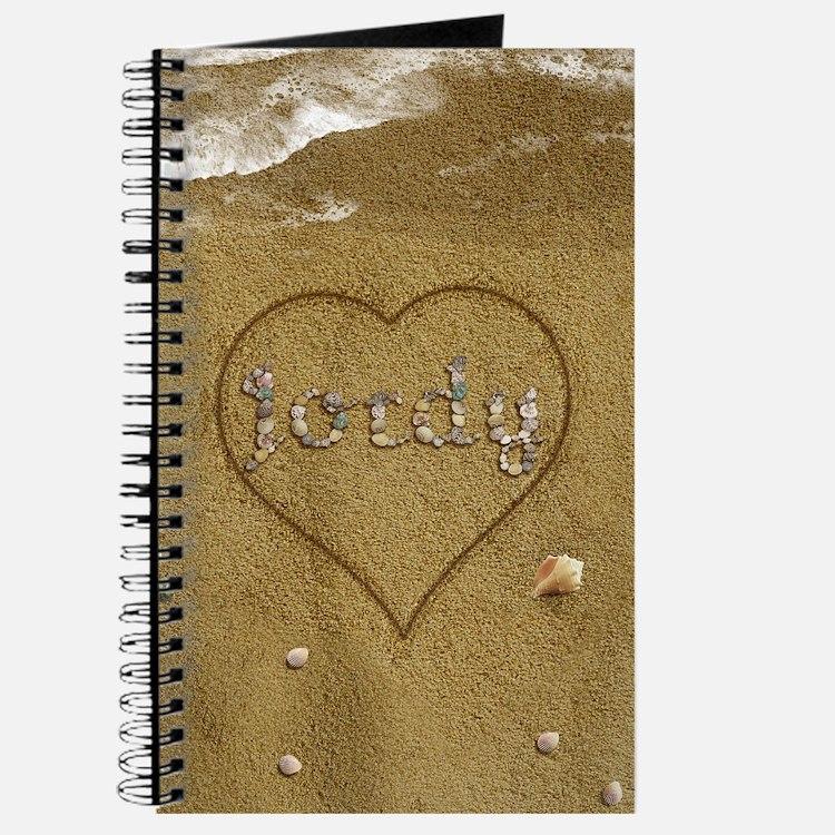 Jordy Beach Love Journal