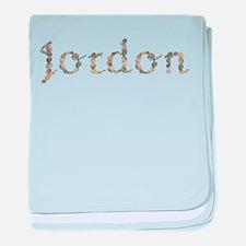 Jordon Seashells baby blanket
