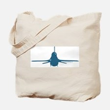 Viper -blue Tote Bag
