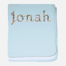 Jonah Seashells baby blanket