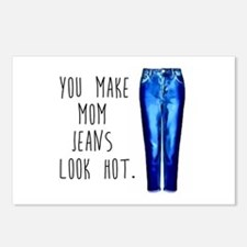 Mom Jeans Postcards (Package of 8)