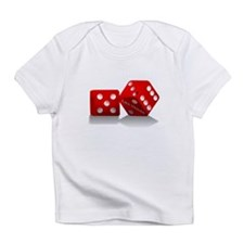 Las Vegas Red Dice Infant T-Shirt