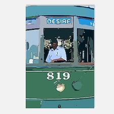 Desire Streetcar 819 Postcards (Package of 8)