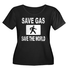 Save Gas Save The World 3 T