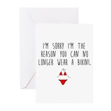Sorry Mom Greeting Cards