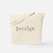 Jocelyn Seashells Tote Bag