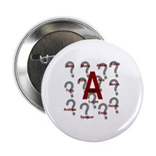 """Who is A Collage?? 2.25"""" Button"""